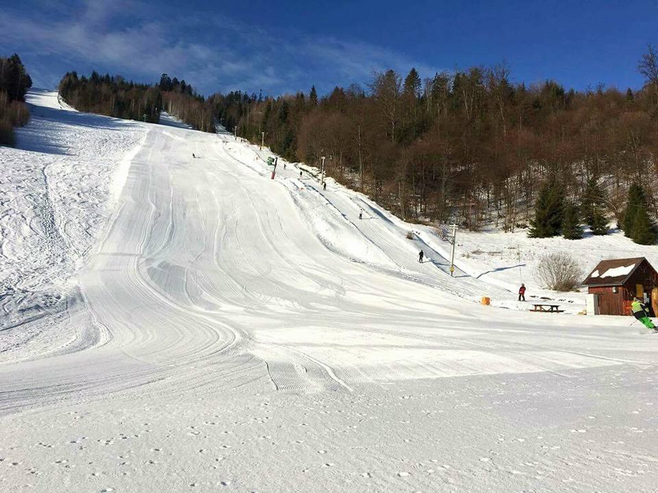 Ski Centrum Mraznica Hnilčík